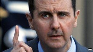 Bashar al-Assad 2010