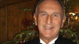 Richard Searle, owner of Searle's Holiday Resort in Hunstanton