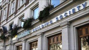 Yorkshire Building Society building