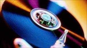 Hard drive, SPL