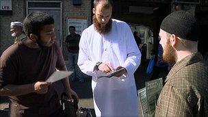 Salahuddin and Ben