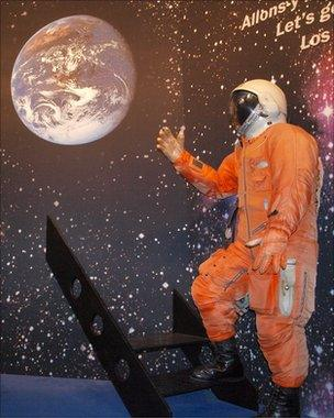 Gagarin representation