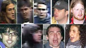 Images released by police