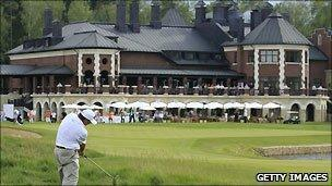 Pestovo Golf and Yacht Club, Moscow