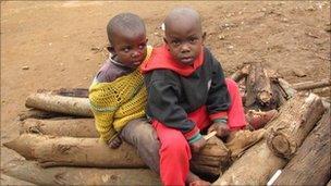 Gisimba orphans