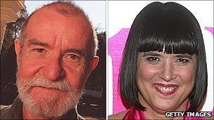 Athol Fugard and Eve Ensler