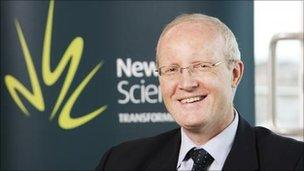 Peter Arnold. Photo: Newcastle Science City