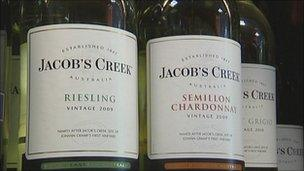 Genuine Jacob's Creek
