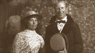 Jackie and Pat Charlton