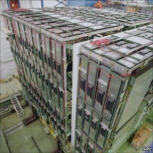 D0 detector