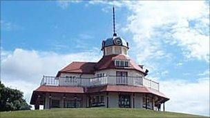 The Mount in Fleetwood