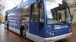 BBC Derby Bus