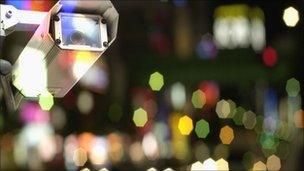 CCTV in city, SPL