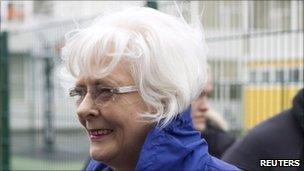 Prime Minister Johanna Sigurdardottir