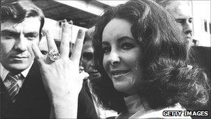 Elizabeth Taylor in 1968