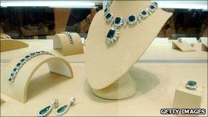 Elizabeth Taylor jewels