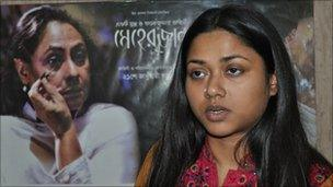 Film director Rubaiyat Hossain