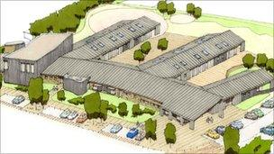 West Linton Primary plans