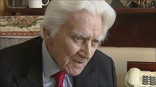 James Kelly, Belfast Blitz survivor