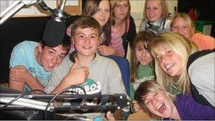 Sutton, Mepal, Witcham youngsters' radio station
