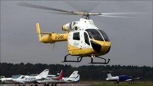 The Essex Air Ambulance