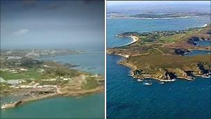 Jersey and the Isles of Scilly