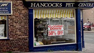 Hancocks Pet Centre