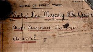 Detail from the OPW file