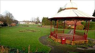 Victoria Park in Newbury
