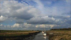 Gibraltar Point. Picture by Ian Loxley