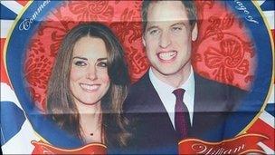 Royal Wedding flag