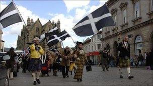 Celebrating St Piran's Day