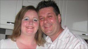 Andy and Gemma Cartwright