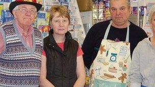 Mexborough Market traders