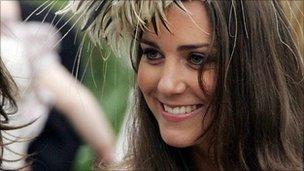 Kate Middleton (file pic)