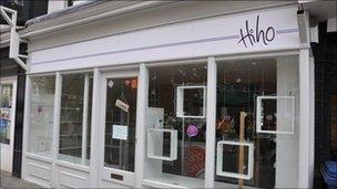 Hi Ho Silver shop in Taunton