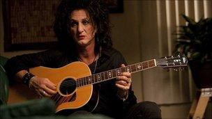 Sean Penn in This Must Be the Place