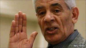 Libyan defector Moussa Koussa
