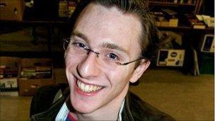 Jamie Morton, 23,