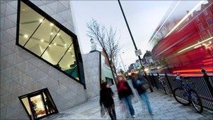 London Met university