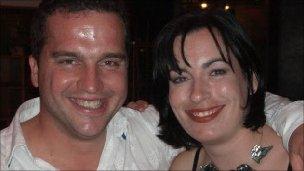 Robert Schenker and Vikki Courtman