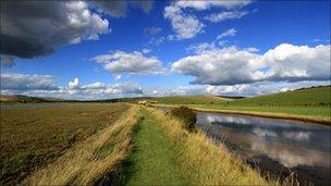Cuckmere Valley (picture by Chris Moles)