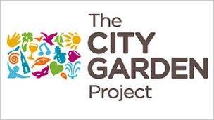City Garden website