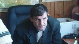 Leonid Tsvirko, picture courtesy of lawyer Boris Ponos