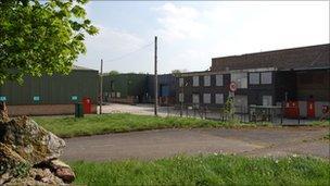 Clares Equipment site, Wells
