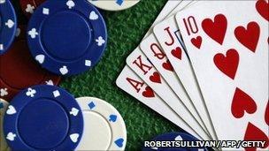 Isle of Man's PokerStars denies US allegations - BBC News