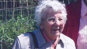 Florence May Habesch