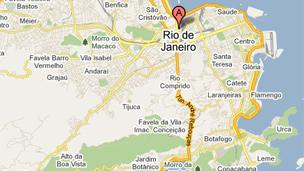 Google to amend Rio maps over Brazil favela complaints - BBC News