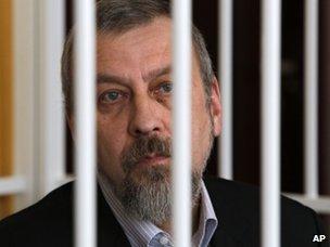 Andrei Sannikov (27 April 2011)