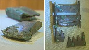 Bronze Age pieces